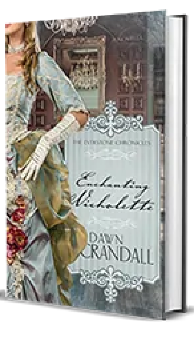 Enchanting Nicolette by Dawn Crandall – Spotlight, Preview