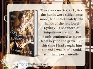 Lady of a Thousand Treasures by Sandra Byrd – Book Review, Preview