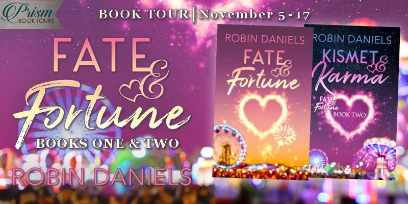 Fate and Fortune: Books 1 & 2 by Robin Daniels - Excerpt, Preview