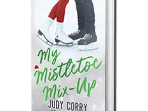 My Mistletoe Mix-Up by Judy Corry – Book Review, Preview