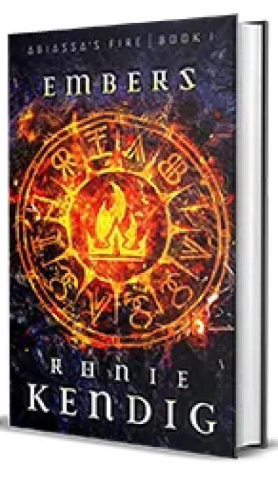 Embers by Ronie Kendig – Spotlight, Character Interview, Preview
