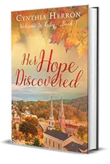 Her Hope Discovered by Cynthia Herron – Spotlight