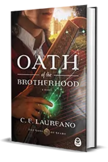 Oath of the Brotherhood by C.E. Laureano – Spotlight, Excerpt, Preview