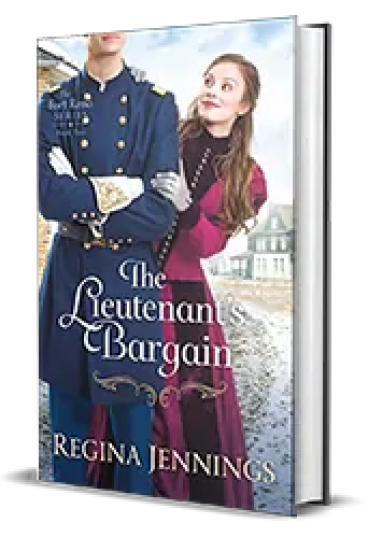 The Lieutenant's Bargain by Regina Jennings – Book Review, Preview
