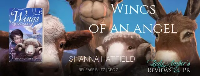 Wings of an Angel by Shanna Hatfield - New Release, Preview