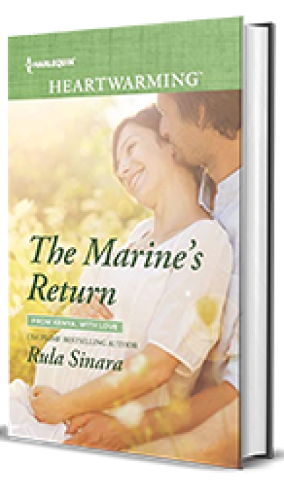 The Marine's Return by Rula Sinara – Book Review, Preview