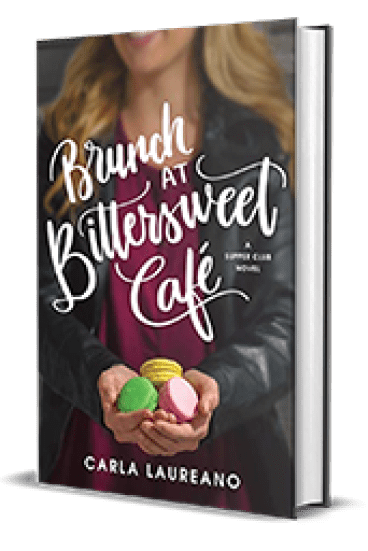 Brunch at Bittersweet Café by Carla Laureano – Book Review, Preview