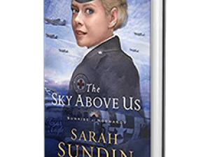 The Sky Above Us by Sarah Sundin – Book Review, Preview