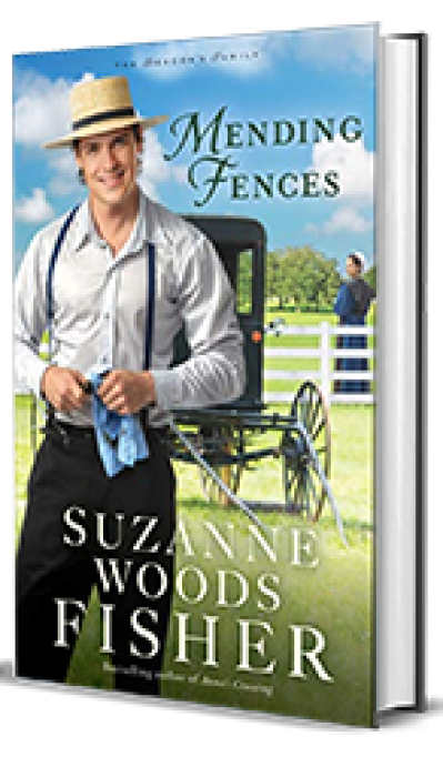 Mending Fences by Suzanne Woods Fisher – Book Review, Preview