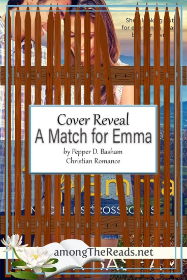 A Match for Emma by Pepper Basham – Cover Reveal