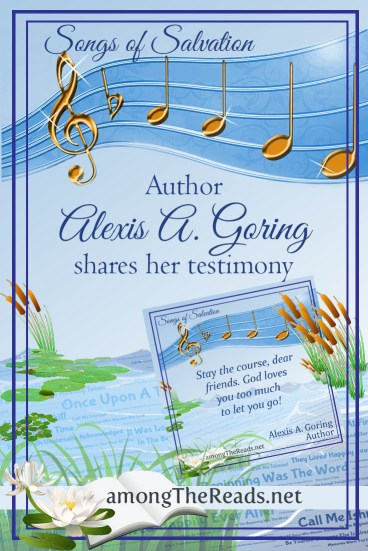 Songs of Salvation – Alexis Goring