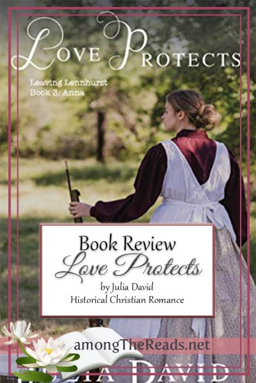 Love Protects by Julia David – Book Review, Preview