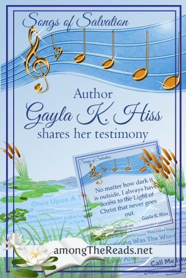 Songs of Salvation – Gayla K. Hiss