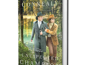 The Unexpected Champion  by Mary Connealy – Book Review, Preview