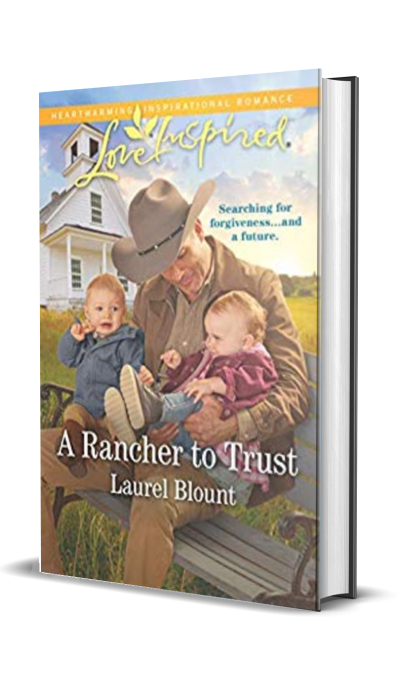 A Rancher to Trust by Laurel Blount – Guest Post