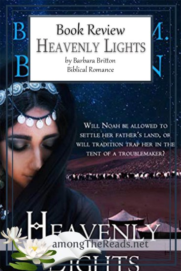 Heavenly Lights by Barbara M. Britton  – Book Review, Preview