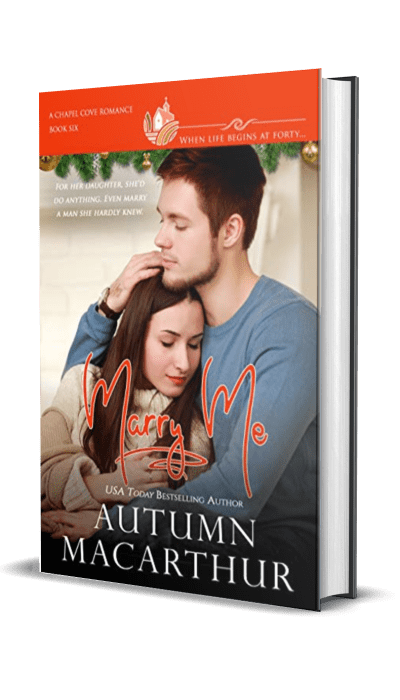 Marry Me by Autumn Macarthur – Book Review