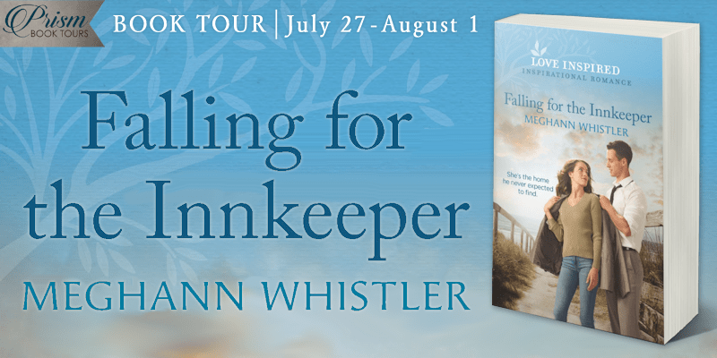 Falling for the Innkeeper by Meghann Whistler - Book Review