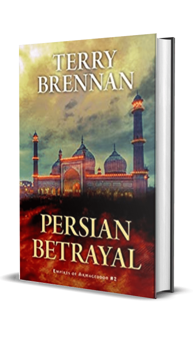 Persian Betrayal by Terry Brennan – Book Review