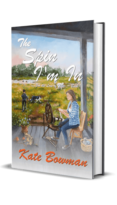 The Spin I'm In by Kate Bowman – Book Review