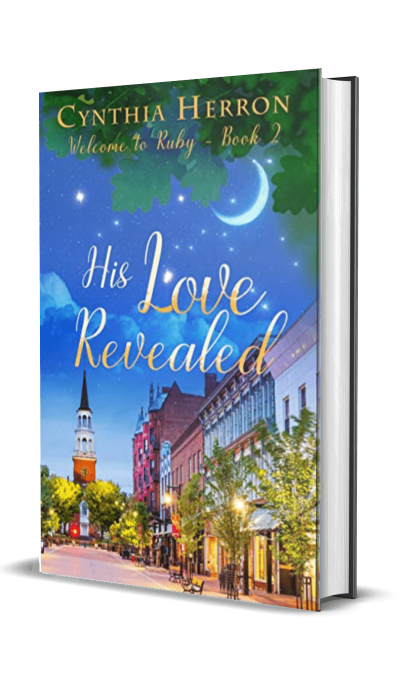 His Love Revealed by Cynthia Herron