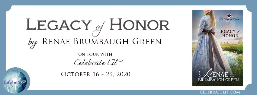 Legacy of Honor by Renae Brumbaugh Green - Book Review