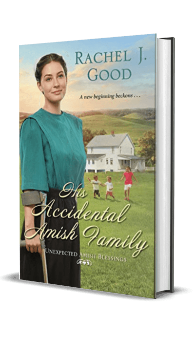 His Accidental Amish Family by Rachel J. Good – Book Review