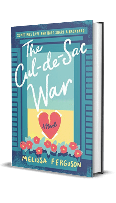 The Cul-de-Sac War by Melissa Ferguson – Book Review