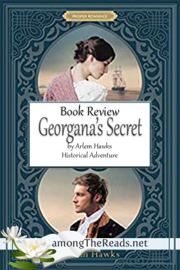 Georgana's Secret by Arlem Hawks – Book Review