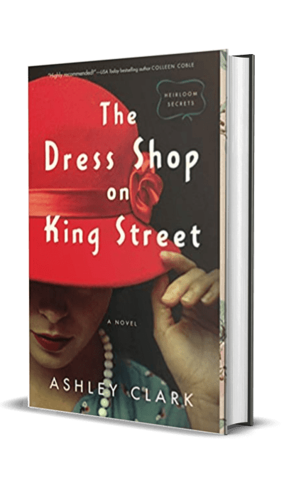 The Dress Shop on King Street by Ashley Clark – Book Review