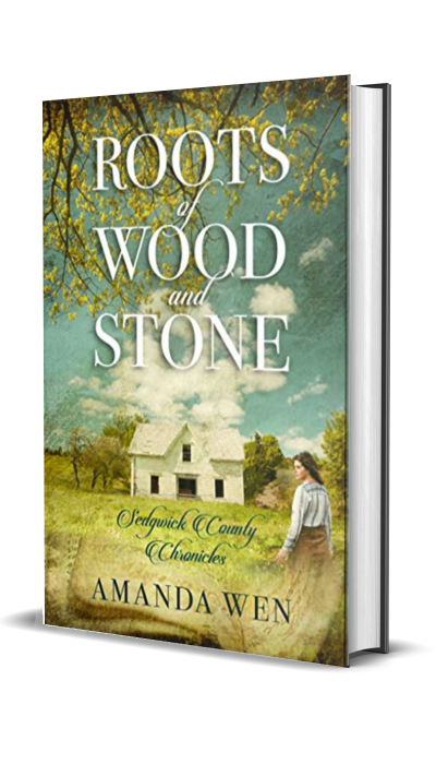 Roots of Wood and Stone by Amanda Wen – Book Review