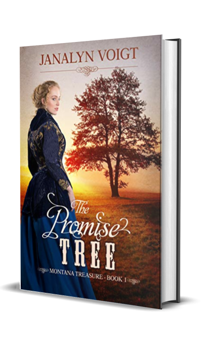 The Promise Tree by Janalyn Voigt – Book Review