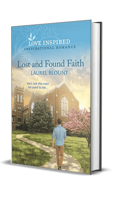 Lost and Found Faith by Laurel Blount – Book Review