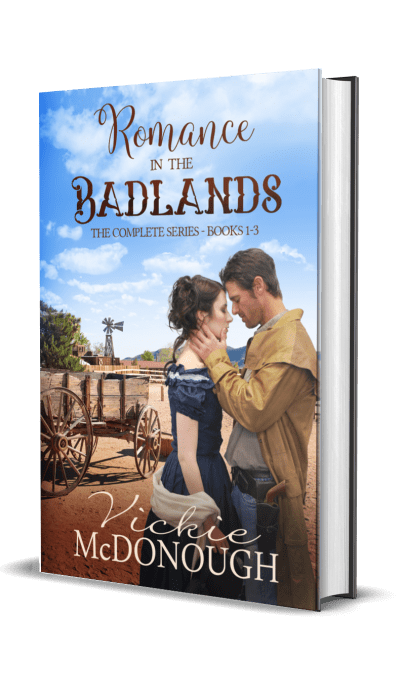 Romance in the Badlands by Vickie McDonough – Book Review