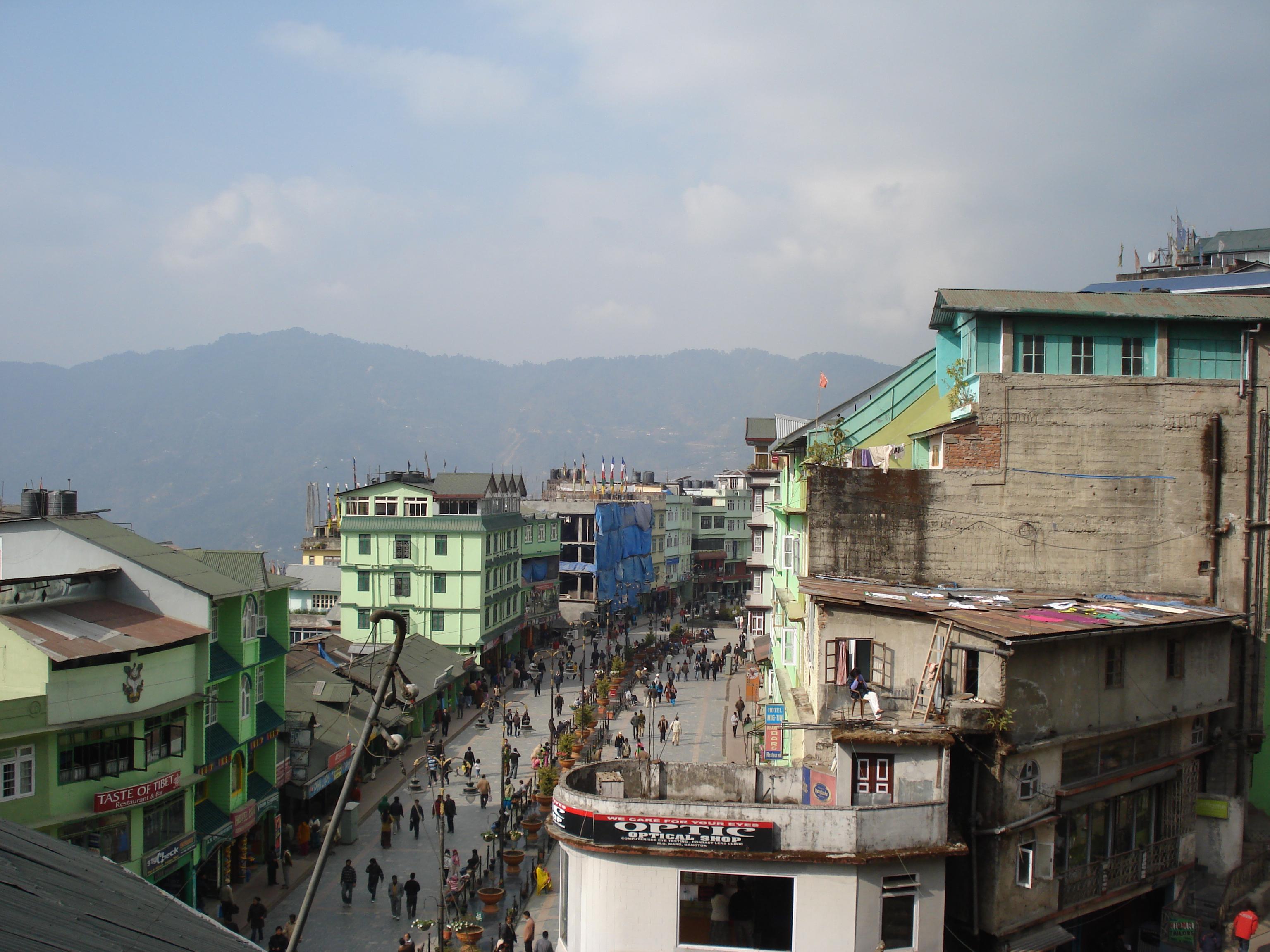 Mahatma Gandhi Marg, Gangtok, Sikkim