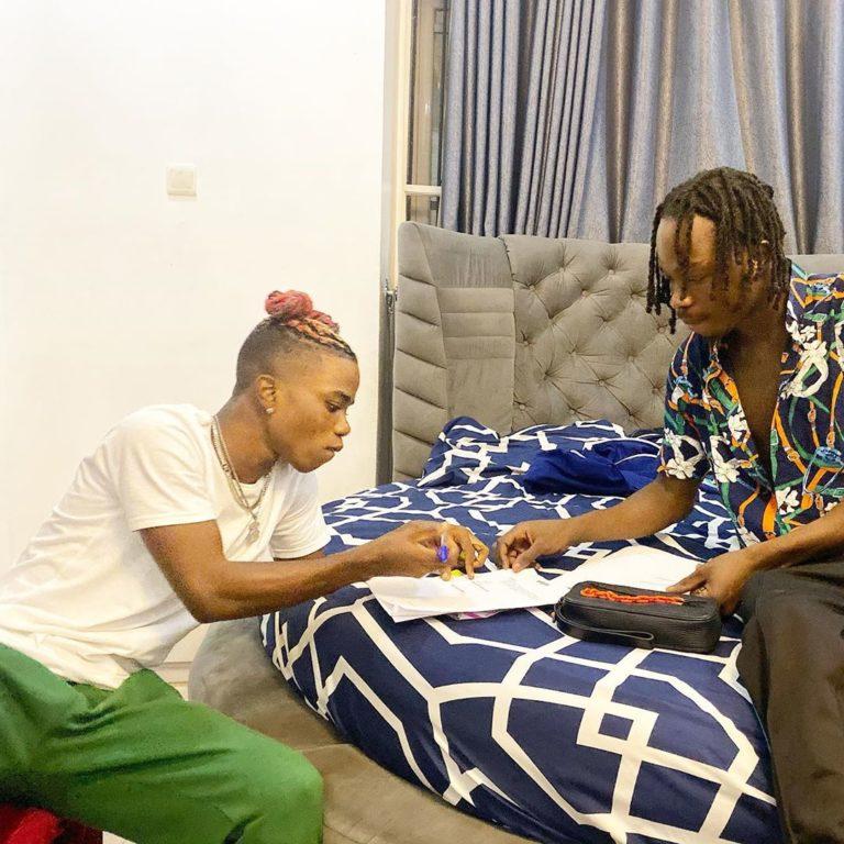naira Marley, Lyta, Marlians Music