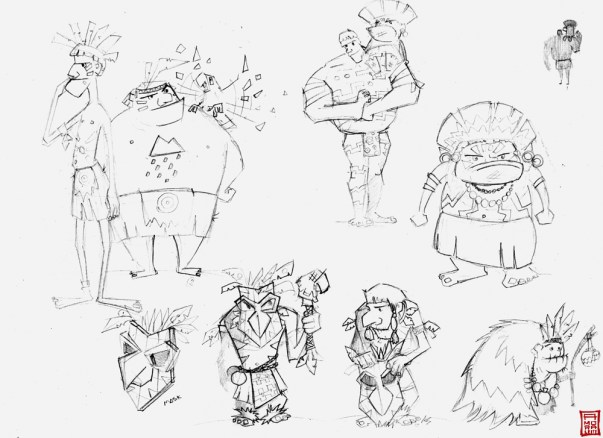 CharactersTest01