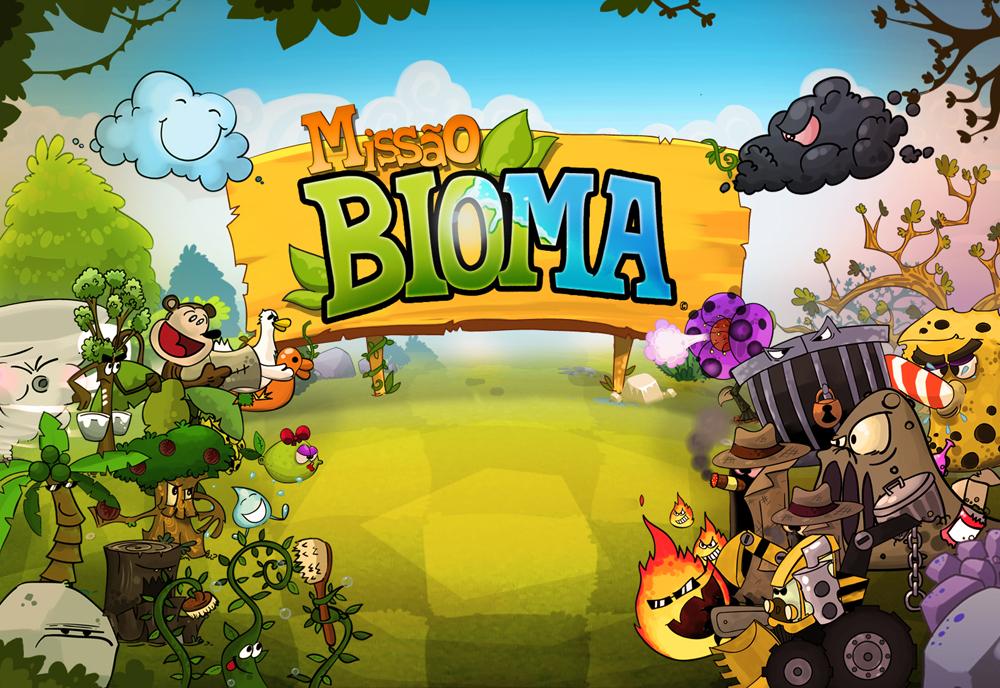 Missão Bioma - Rede Globo (3/6)