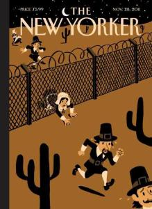Nov 28, 2011 New Yorker Cover