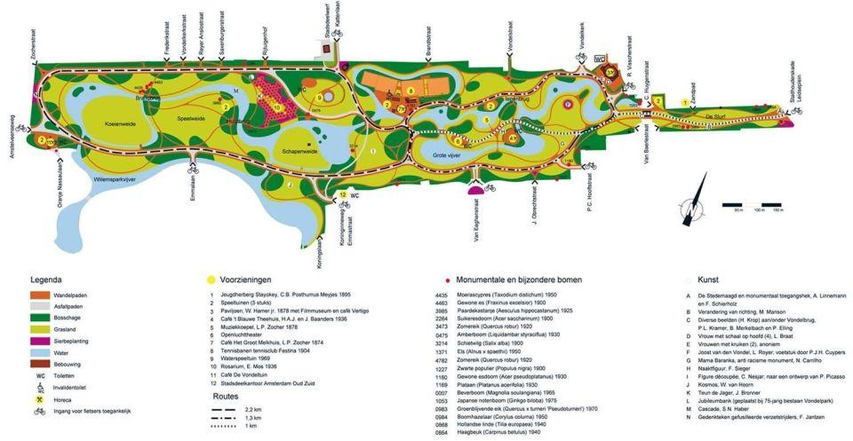 mapa-vondelpark