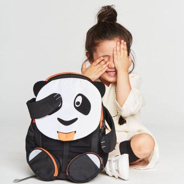 affenzahn-panda-mochila