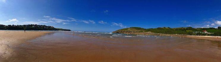 playas de isla santander