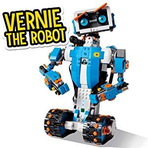 lego vernie robot