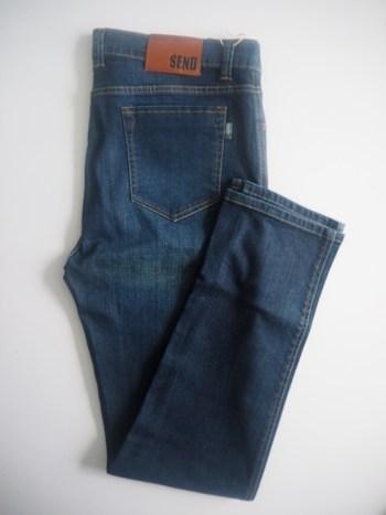 Blue Send Jeans