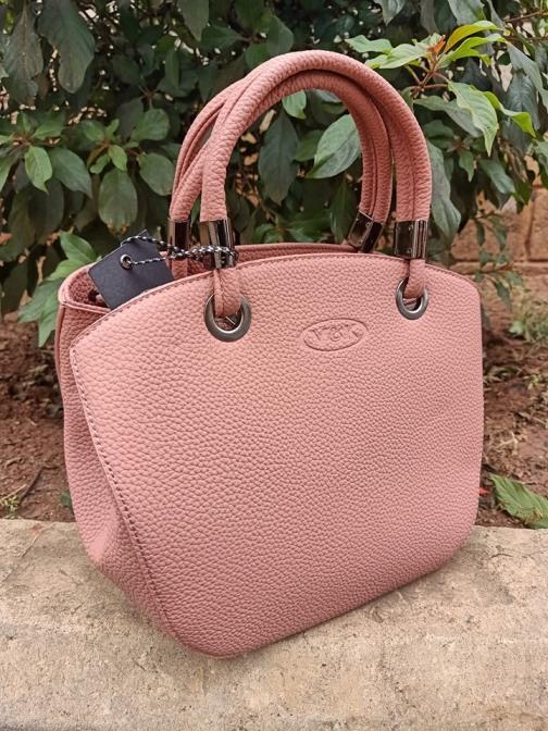 Pink petite bag
