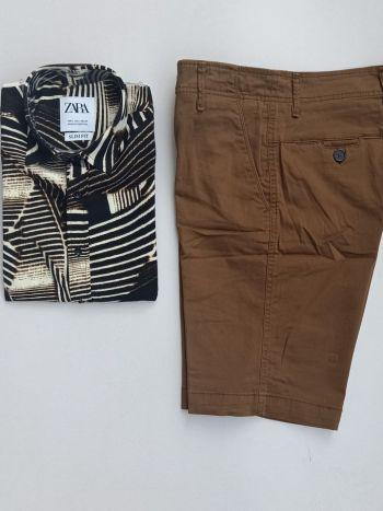 Short and 1 shirt 4