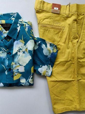 Short and 1 shirt 6