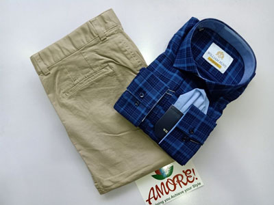 Shirt and Khaki Combo 24