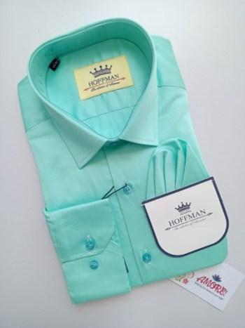 Limegreen plain shirt