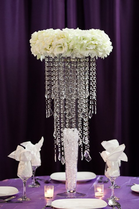 Elegance Wreath Centerpiece Rental